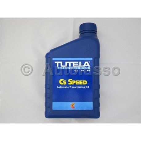 Tutela Selespeed Oil Lt on Alfa Romeo Spider Transmission Mount