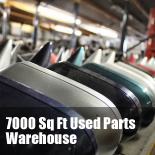 Our Used Parts Warehouse