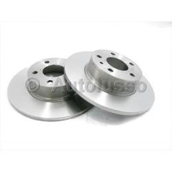 Rear Brake Discs - GTV