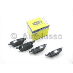Rear Brake Pads - 147 Late 156 & GT