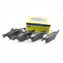Front Brake Pads (Standard Calipers)