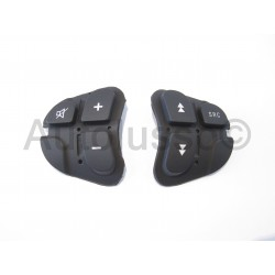 147 / 156 / GT - Steering Wheel Control Rubber Buttons