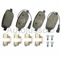 Mito 1.4 T Standard Front Brake Pads