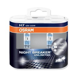 Osram Nightbreaker H7 Head Light Bulbs