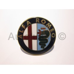 Rear Top Swivel Badge - 156