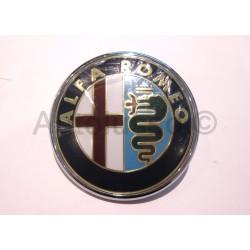 Rear Badge - Brera (Non Push Button)