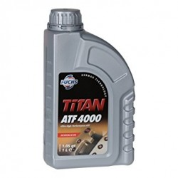 Fuchs TITAN ATF 4000 Multifunctional Automatic Transmission Fluid - 1 Litre