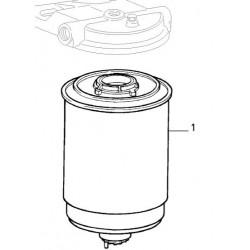 Fuel Filter - Giulia 2.2