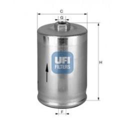 Fuel Filter - GTV Phase 1
