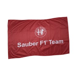 Sauber - Alfa Romeo Team Flag