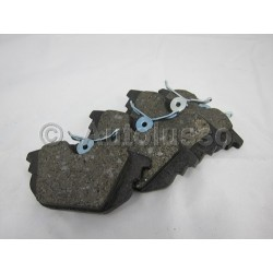 Rear Brake Pads - Early 156
