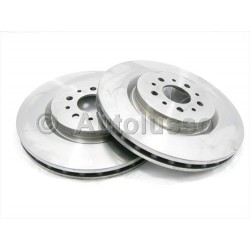 Front Brake Discs - 330mm Vented