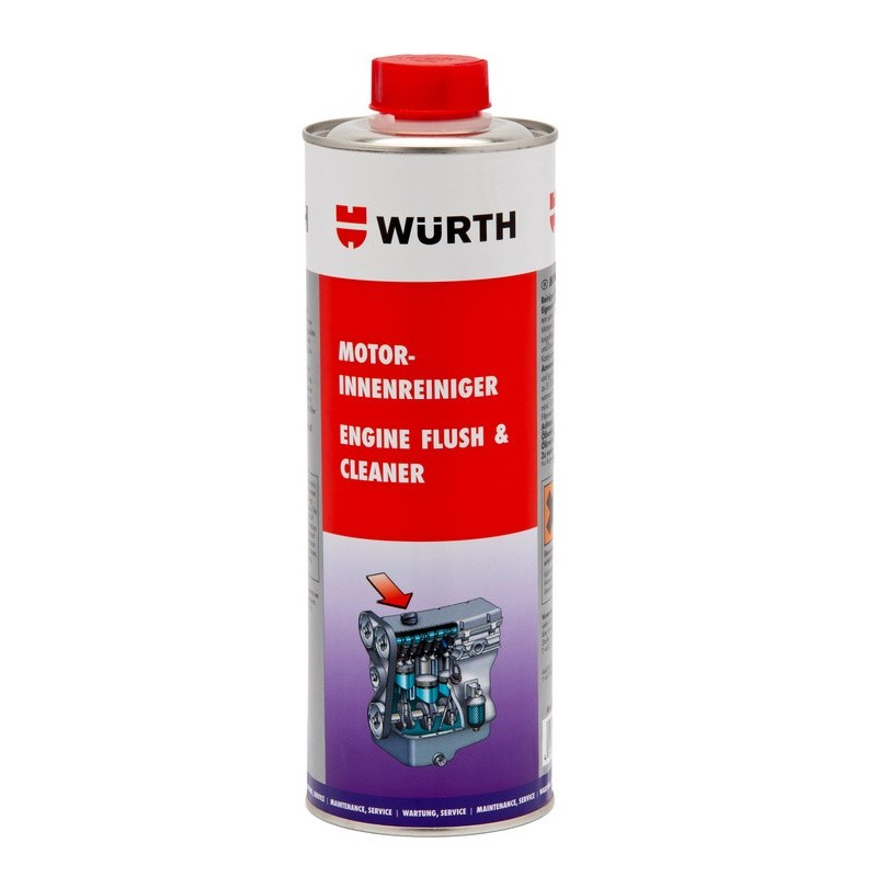 Wurth Engine Flush 400ml Autolusso New Alfa Romeo Parts