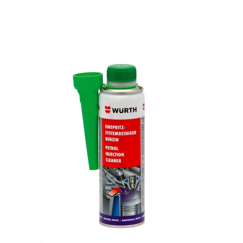 Wurth Petrol Injector Cleaner 300ml Autolusso New Alfa