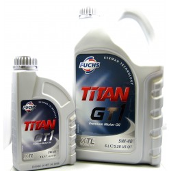 Fuchs Titan GT1 5W-40 Premium Synthetic Engine Oil