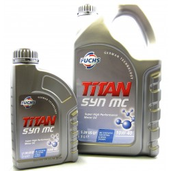 Fuchs Titan Syn MC 10W-40 High Performance Semi-Synthetic Engine Oil